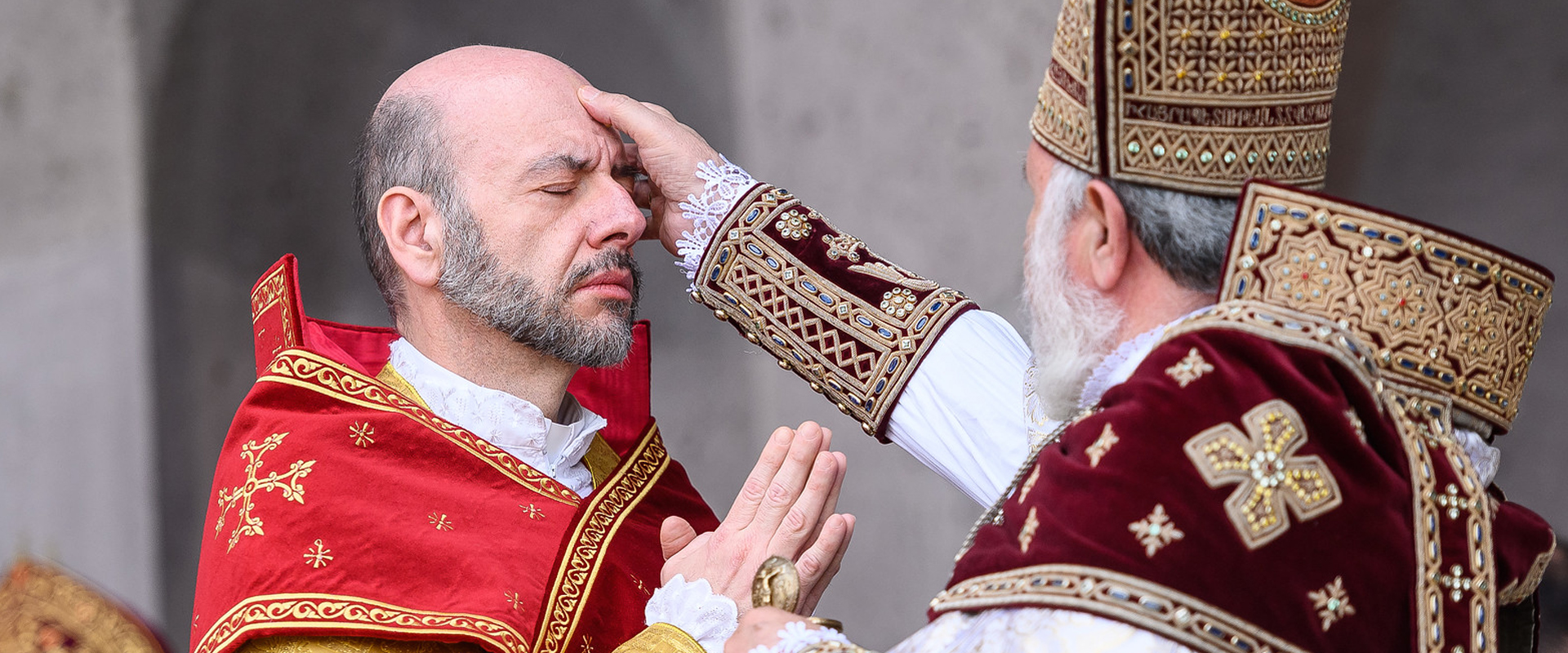 Consecration of Bishop Daniel Findikyan