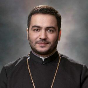 Fr. Sevak Gabrielyan