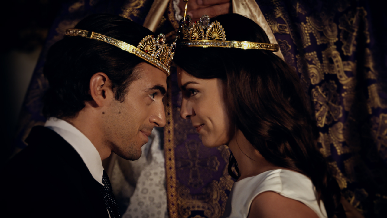 Wedding in the Armenian Church