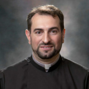 Fr. Abraham Malkhasyan