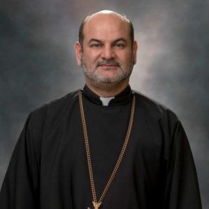 Fr. Gomidas Zohrabian