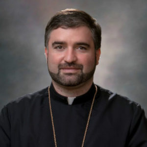 Fr. Mesrop Parsamyan