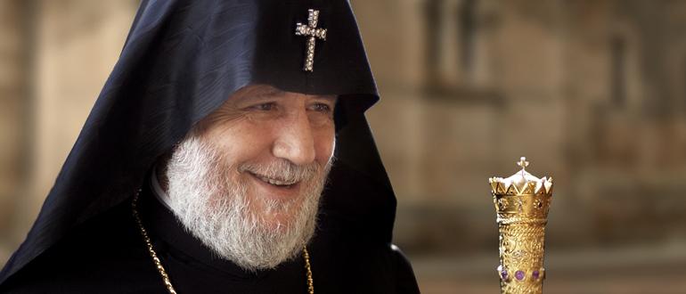 His Holiness Karekin II