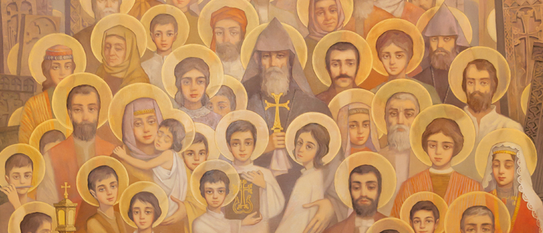 Holy Martyrs of the Armenian Genocide