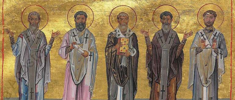 Holy Apostles of Christ