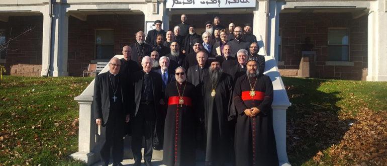 Oriental Orthodox-Roman Catholic Consultation Meets