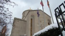 St. Vartan Armenian Cathedral