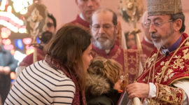 Armenian Christmas Celebrated at St. Vartan Cathedral in New York