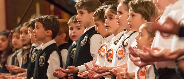 Sacred Music Concert at St. Vartan Cathedral