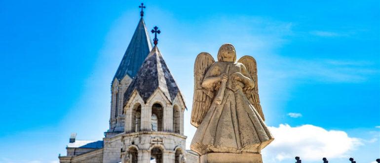 WCC Urges UNESCO to Protect Artsakh's Armenian Treasures - The Armenian  Church