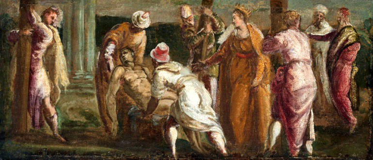 Discovery of the Holy Cross, St. Helena